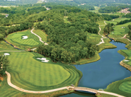 Find the Perfect Golf Course in Branson