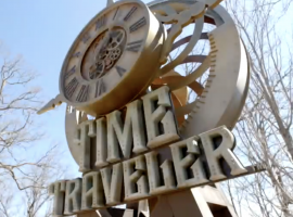 Time Traveler Officially Opens