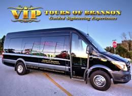 VIP Tours of Branson Holiday Lights