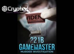 Cryptex Escape Games - Gamemaster